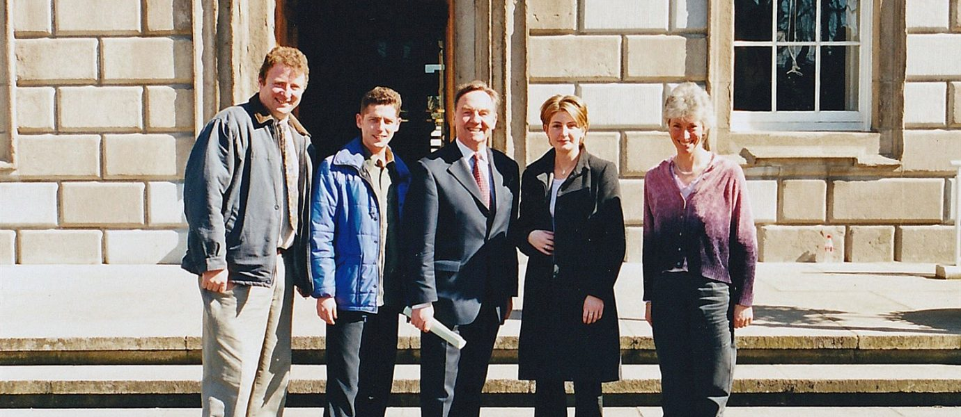 Civic Link: British, Irish and US governments unite for 1999-2007 peace project