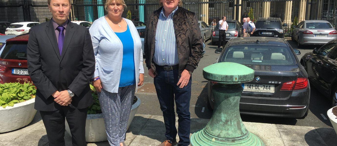 LEGaSI and The Dáil
