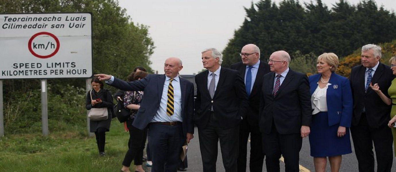 Co-operation Ireland CEO in talks with Chief EU Negotiator for Brexit Michel Barnier