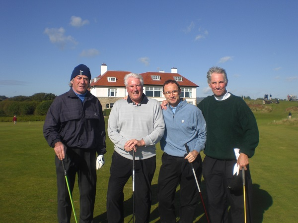 Pat Jennings Golf Classic