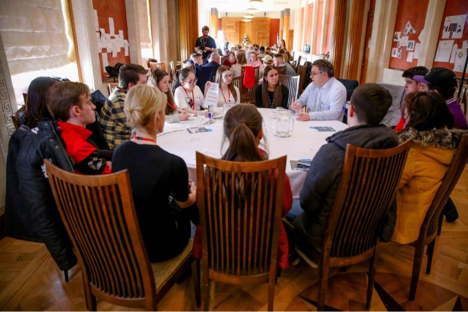 Future Leaders Invitation