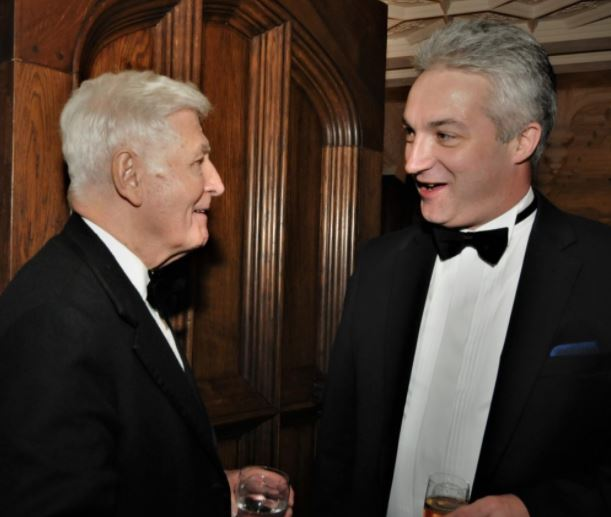 Anglo Irish relations celebrated at Co-operation Ireland dinner