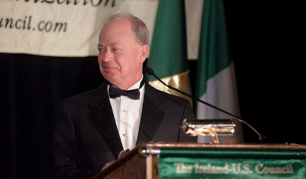 IRISH TIMES: Norman Houston obituary