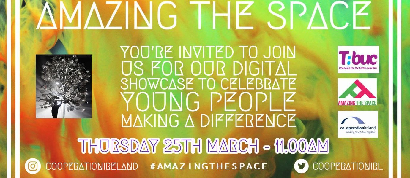 Prince Harry backed peace project Amazing the Space 5 to finish with digital showcase